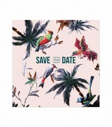 Save the Date - Birds of Love