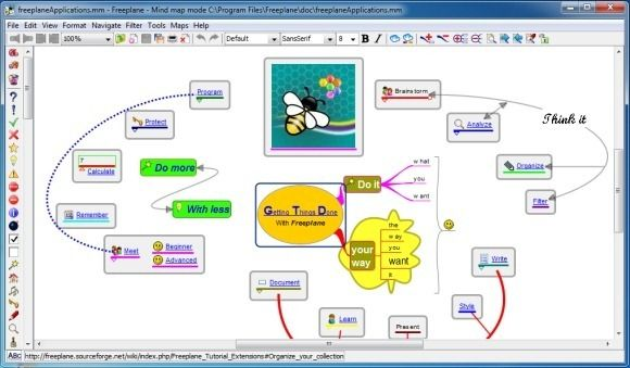 free mind mapping tool for windows and mac - Online Free Mind Map