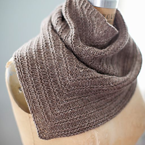 Fast And Fun This Cute Bandana Is A Simple Knit With Plenty Of