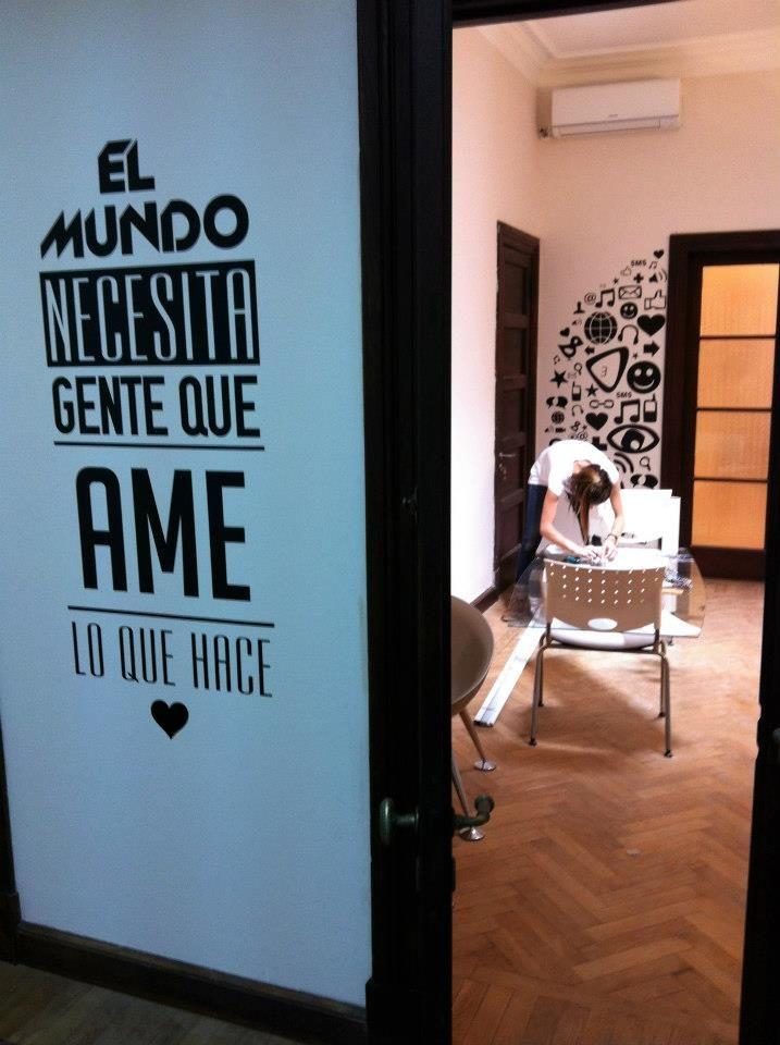 Obtenga Un Vinilos Oficinas Colección De Casa Estilo