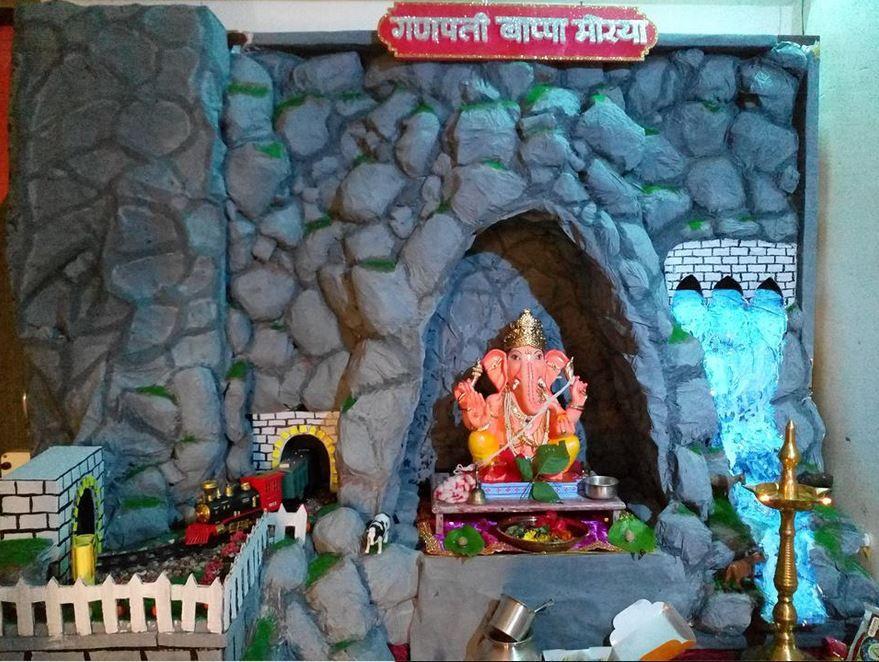 Diy Ganesha Decoration Ideas
