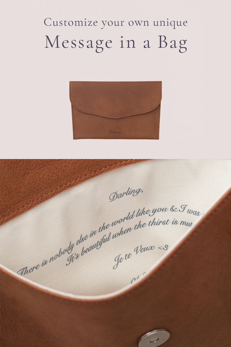 Personalized Leather Clutch Bag Brown Leather Clutch Purse Etsy