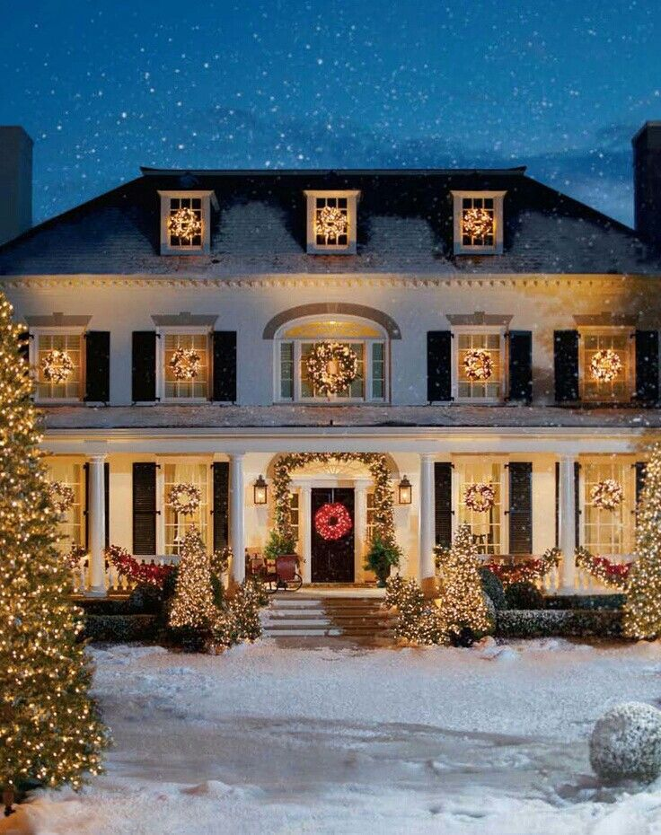 Christmas decorations Ideas for the House Pinterest Decoration