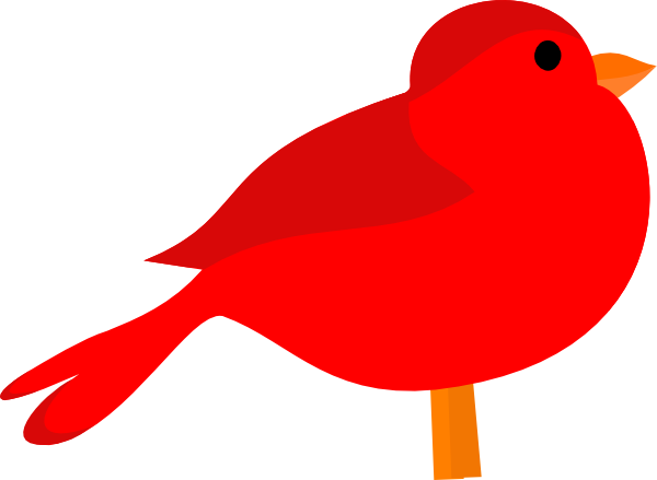 bird clipart red bird clip art birdies pinterest bird rh pinterest com red cardinal bird clip art red birds flying clipart
