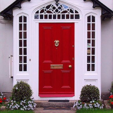 15 Eye-Catching Options for Your Front Door | Curb appeal, Perfect ...