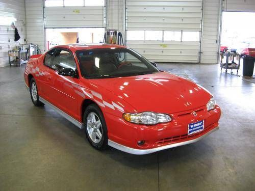 2000 Chevrolet Monte Carlo Pace Car 120 Miles With Images Chevrolet Monte Carlo