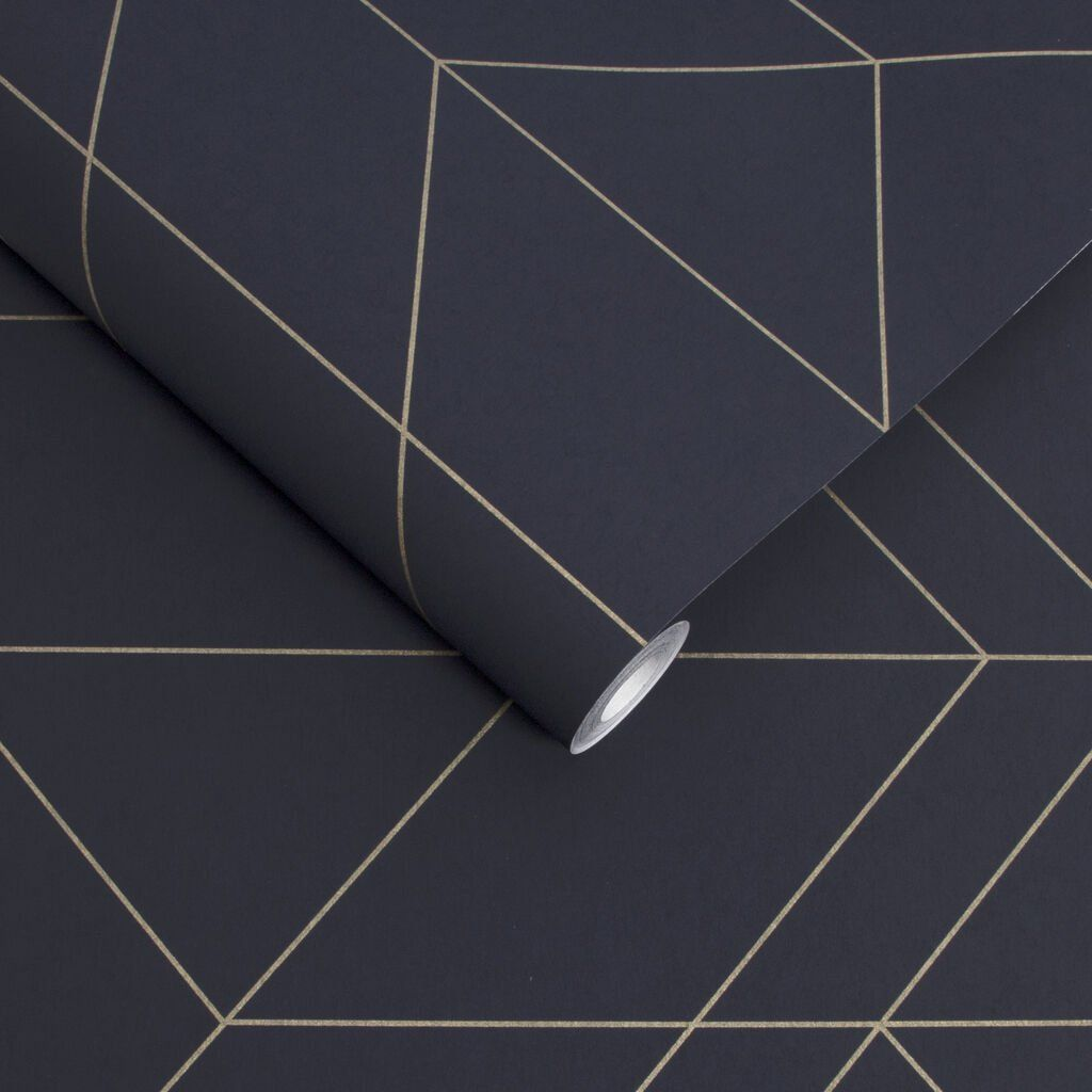 Balance Navy Gold Wallpaper Blue Wallpaper Graham Brown Gold Wallpaper Silver Sequin Wallpaper Bronze Wallpaper