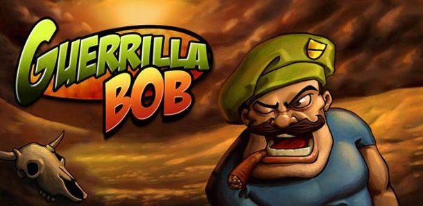 Guerrilla Bob gratis su GetJar