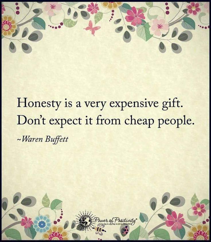 honesty quote power of positivity #inspirationalquotes ...