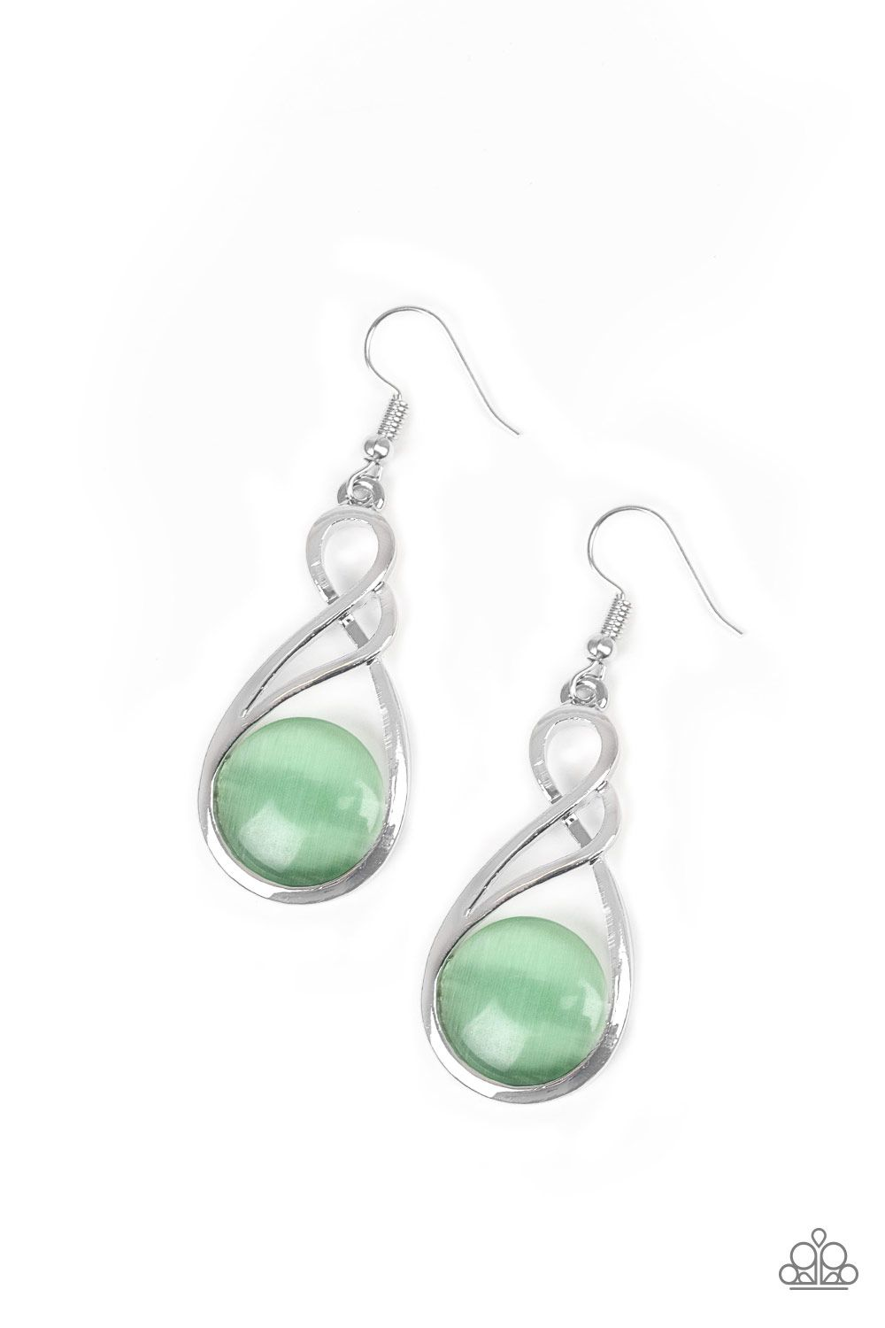 98fab39fe Swept Away - Green Paparazzi Jewelry