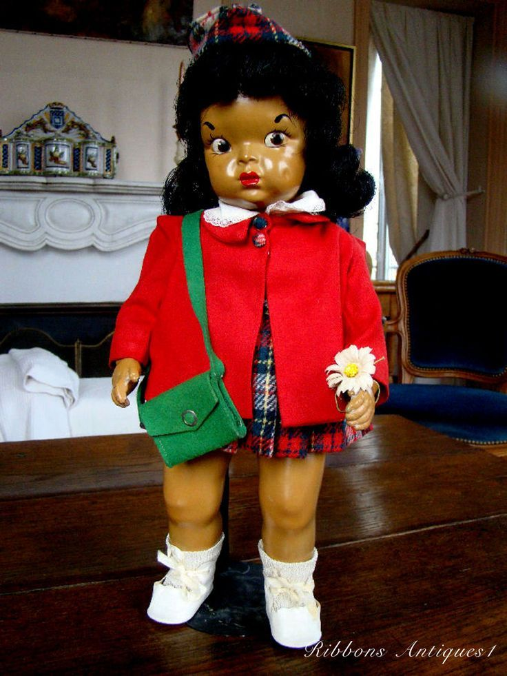 Image result for repaint terri lee doll flickr Black