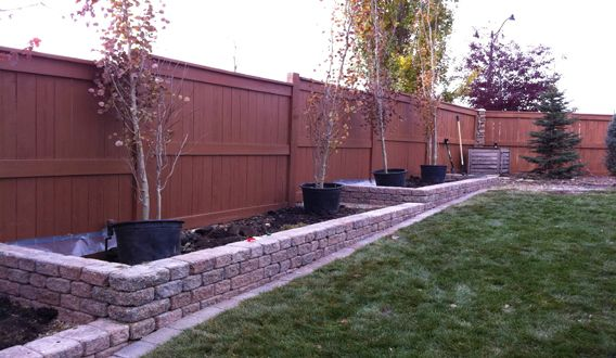 Awesome Retaining Wall Garden Bed Retaining Wall Garden Bed Alices