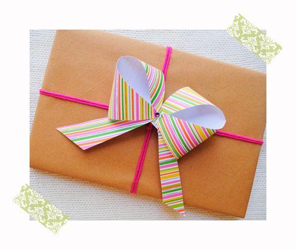 nuevas ideas originales para envolver regalos