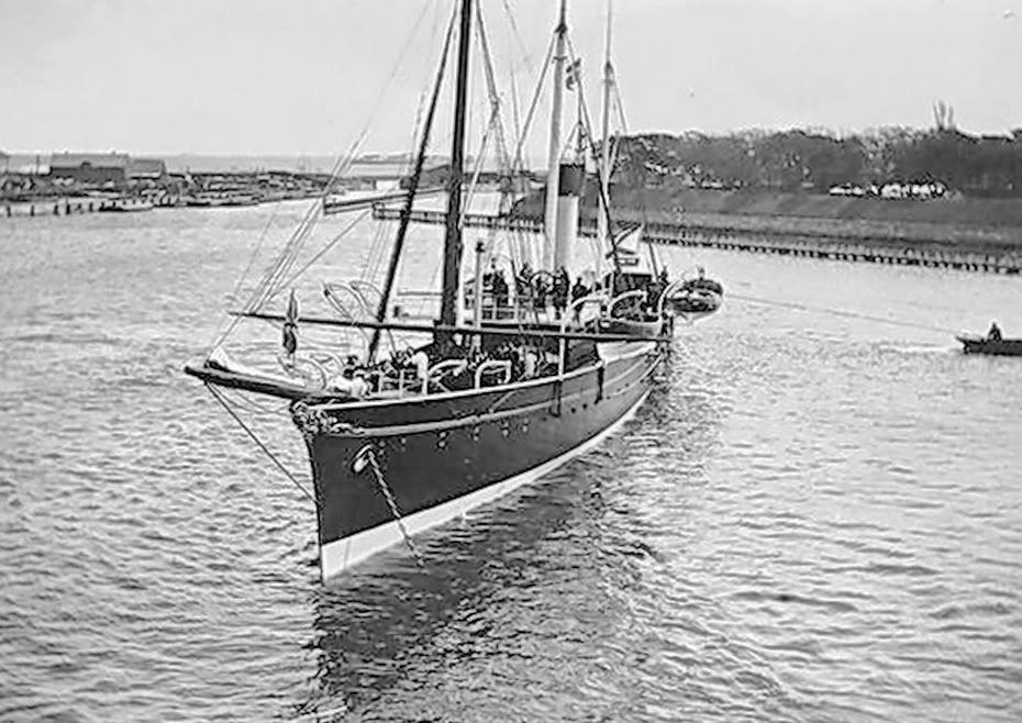 Kuvahaun tulos haulle tsarevna boat