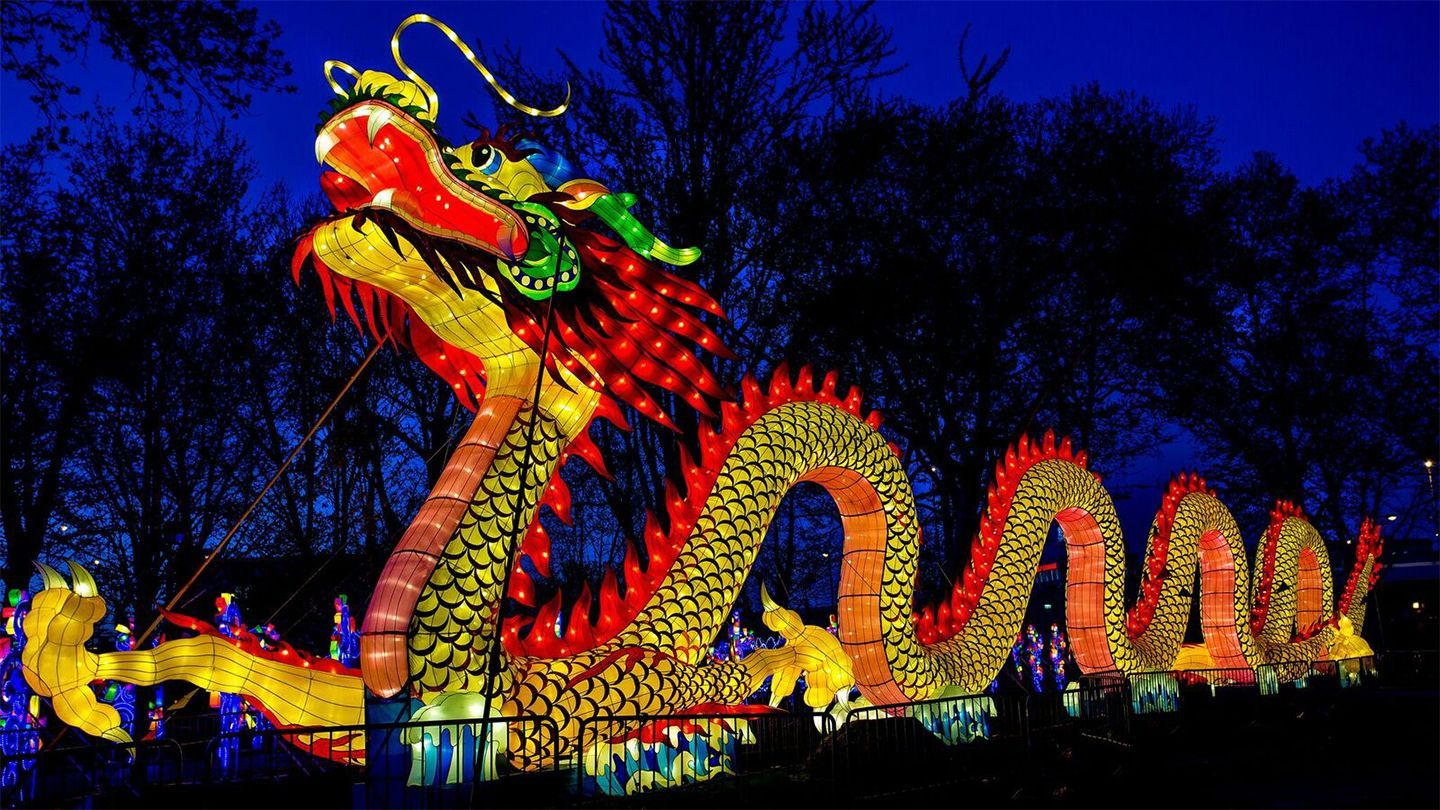 China Lights Boerner Botanical Gardens Tickets