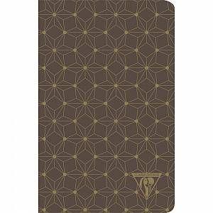Carnet de couture textile Neo Deco 11x17cm 96 pages ligné avec motifs assortis papier ivoire 90g – Lot de 12   – Products