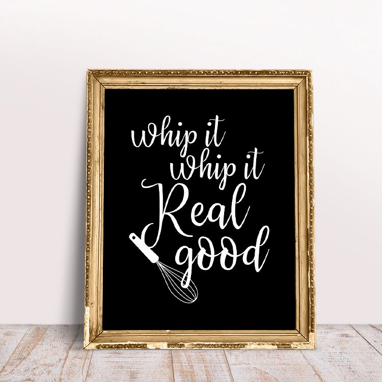 Fresh And Fabulous Free Printable Kitchen Wall Art Collection