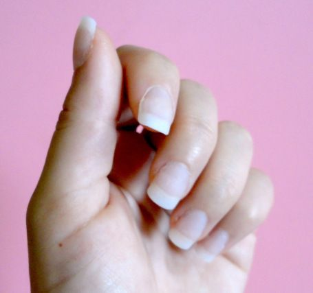 Diy Acrylic Tips With Bought Kit