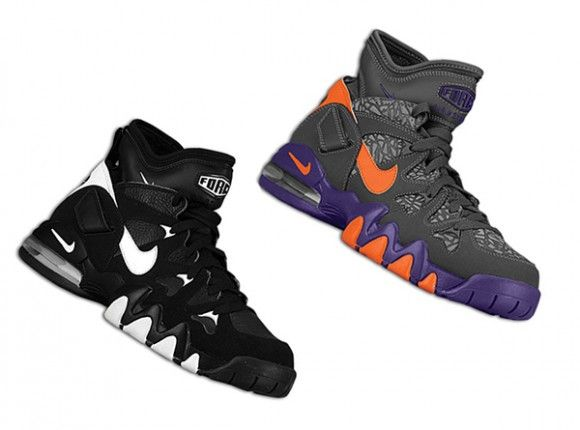 Nike Air Max 2 Strong Phoenix Suns and Black White Available Now ... 9e253995e