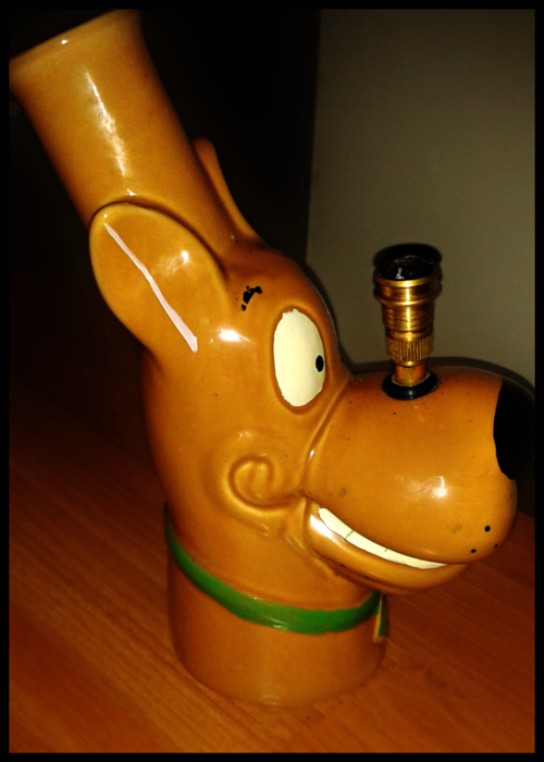 Found Scooby Doo! | Buzzworthy Glass Pipes | Weed bong