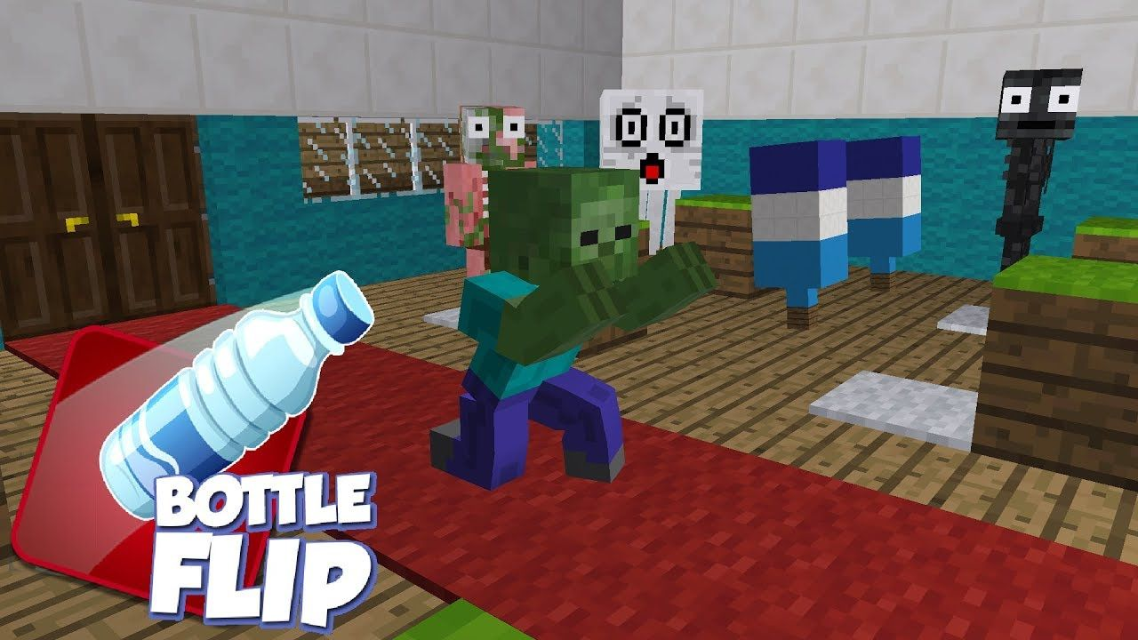 ver videos de minecraft monster school