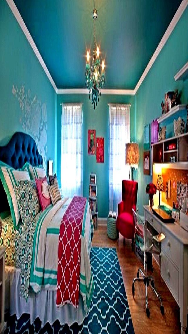 Int Colorful Bedroom Small Episodeinteractive Episode