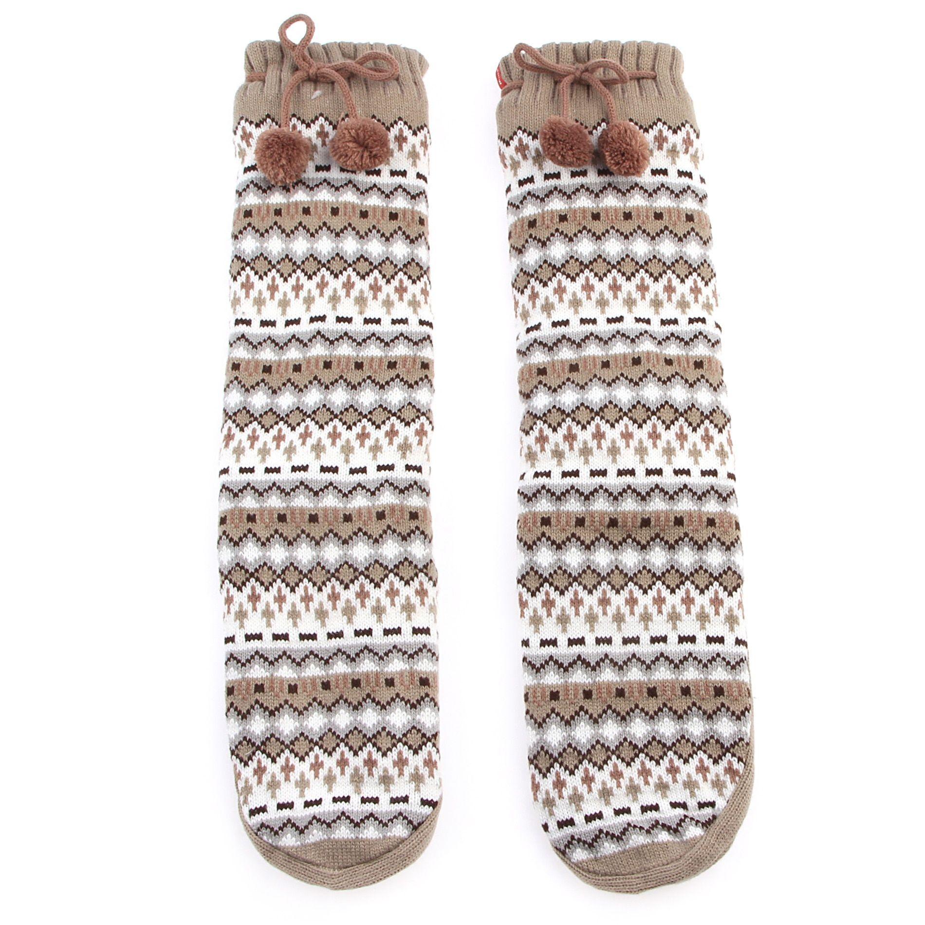 Vintage home womenus minx pom pom lounge slippers products