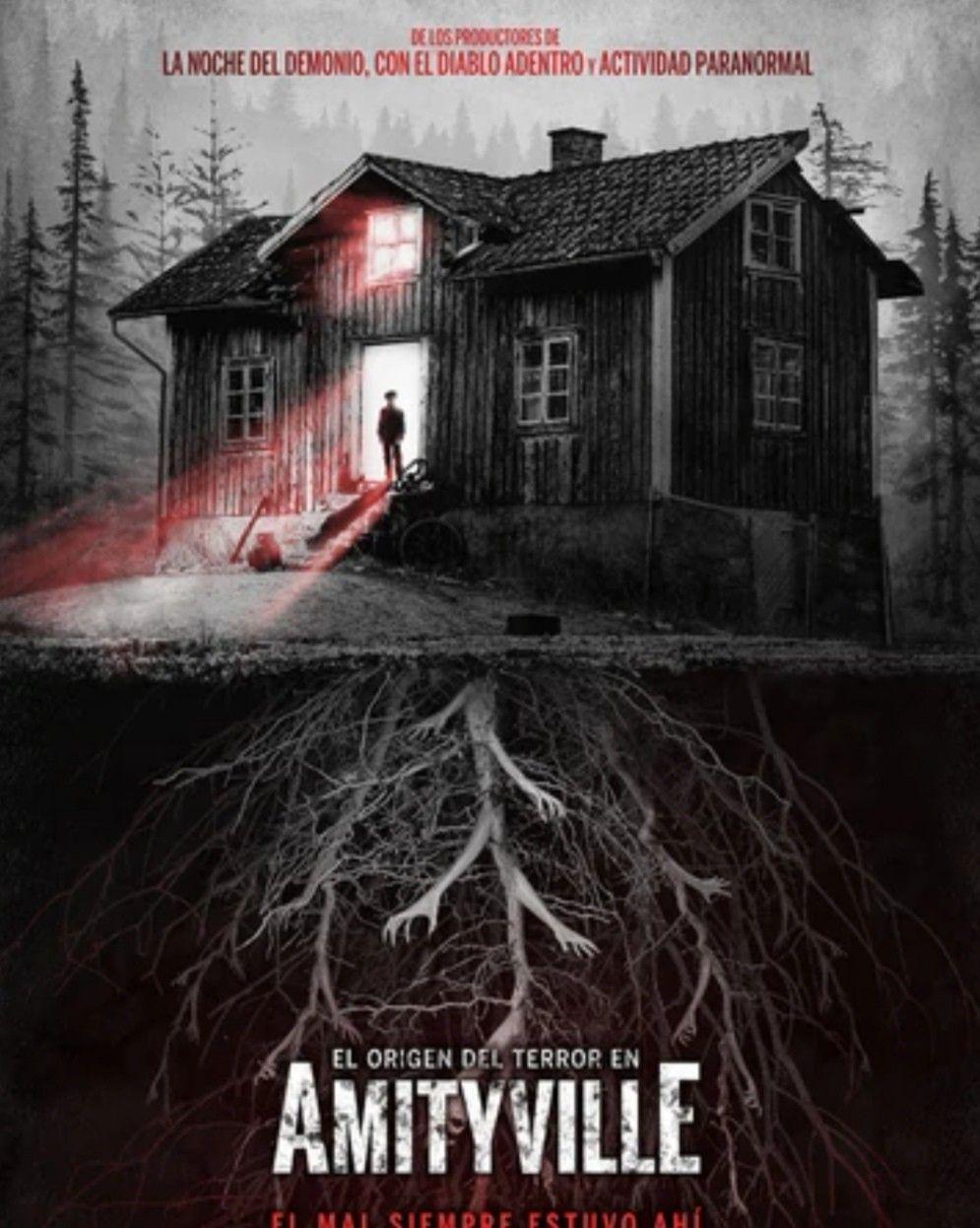 El Origen Del Terror En Amityville Peliculas De Terror Películas De Fantasmas Películas De Suspense