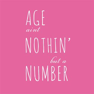 Grow Old With Me' ~ Is Age Just a Number, or Does it Really Matter