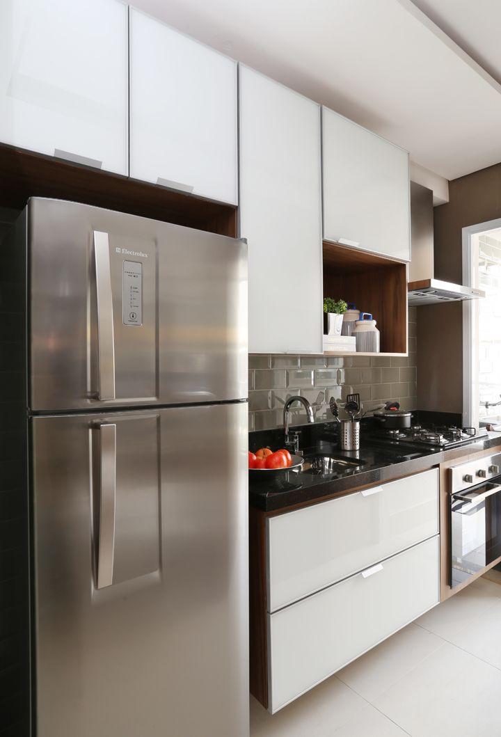 Schon Kochinseln · Innenarchitektur Küche · O Projeto De Decoração Deste  Apartamento De Apenas 53m² Deu A Ele Seu Caráter Prático E