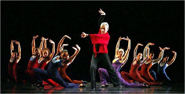 Ballet+Hispanico+Joyce+Theater | Tina Ramirez Says Good-bye to Ballet Hispanico - NYTimes.com