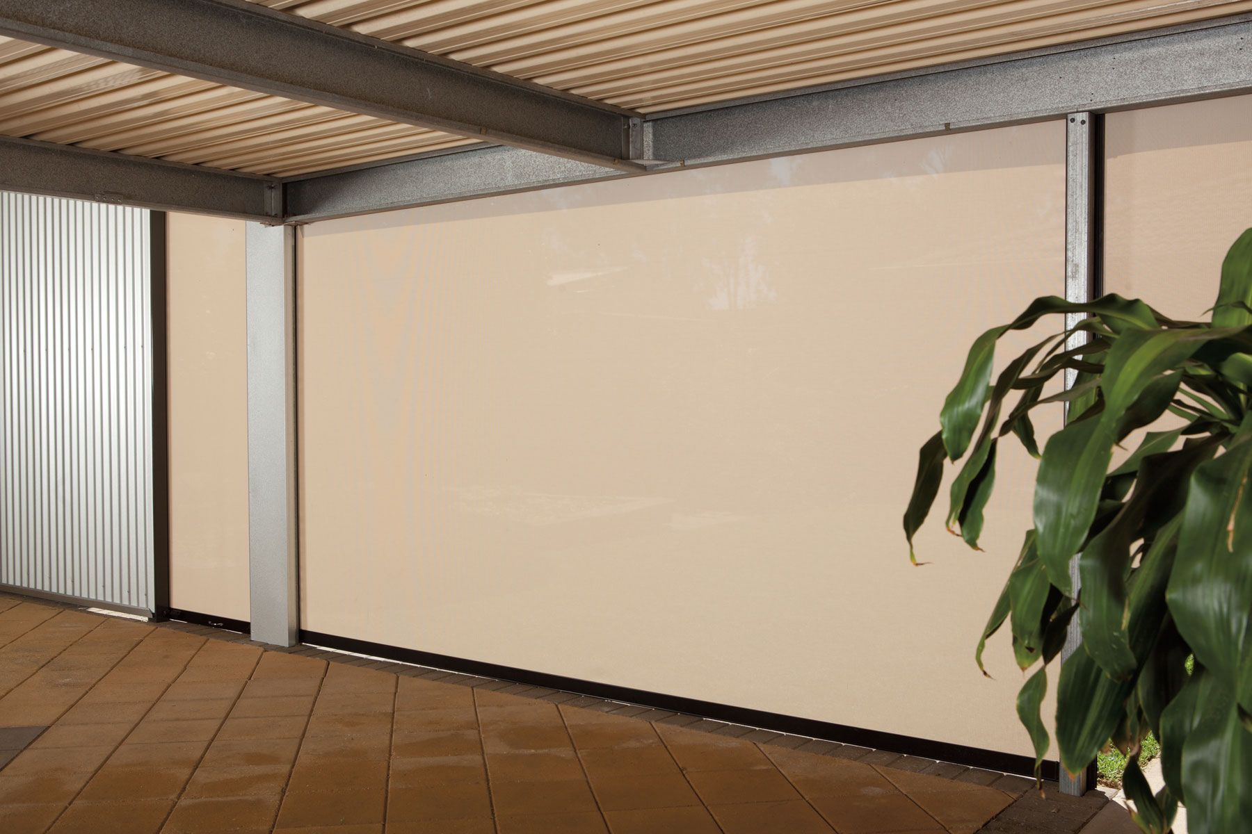 Ambient Blinds For Patios Patio