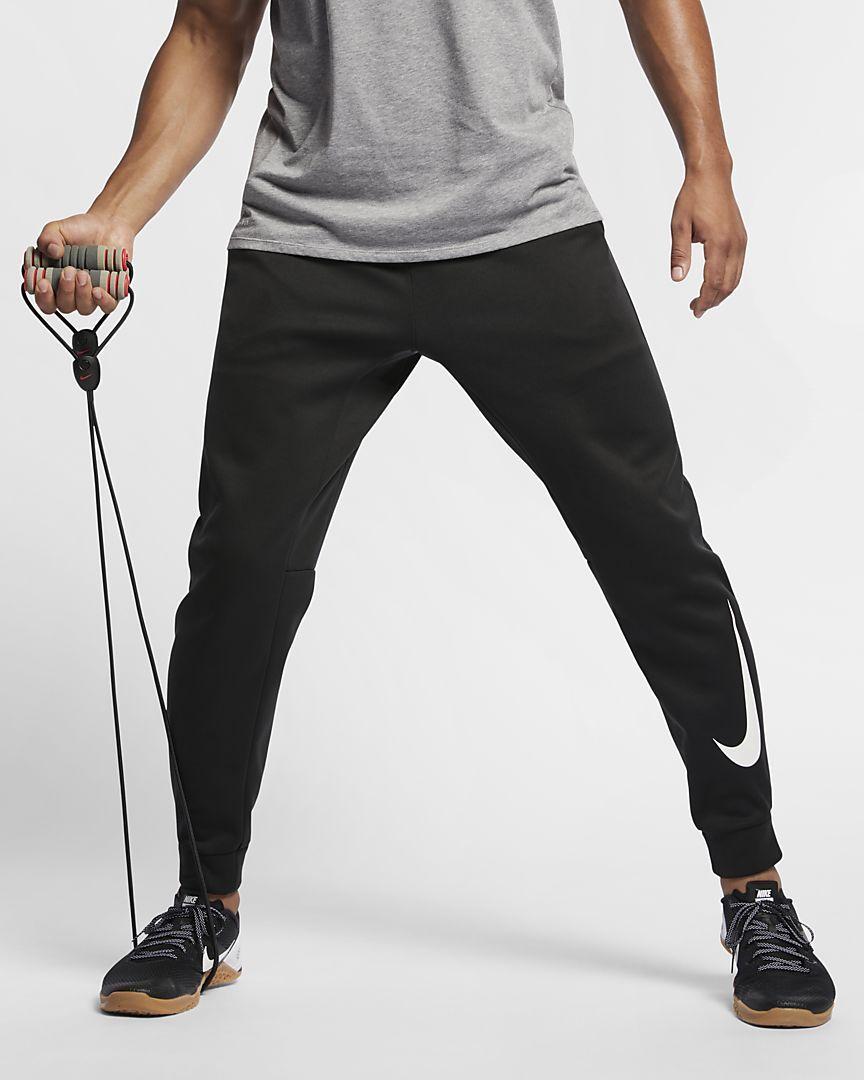 372e2b67d614 Nike Men s Tapered Training Pants Therma