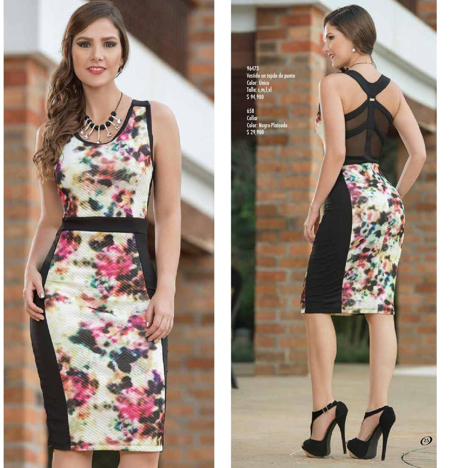 Catalogo 31 Pdf Clippedonissuu Moda Vestidos Vestidos Moda