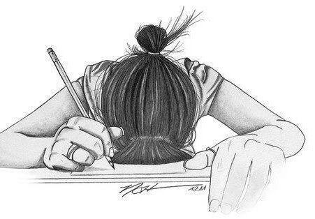 Картинка с тегом «drawing, school, and art»