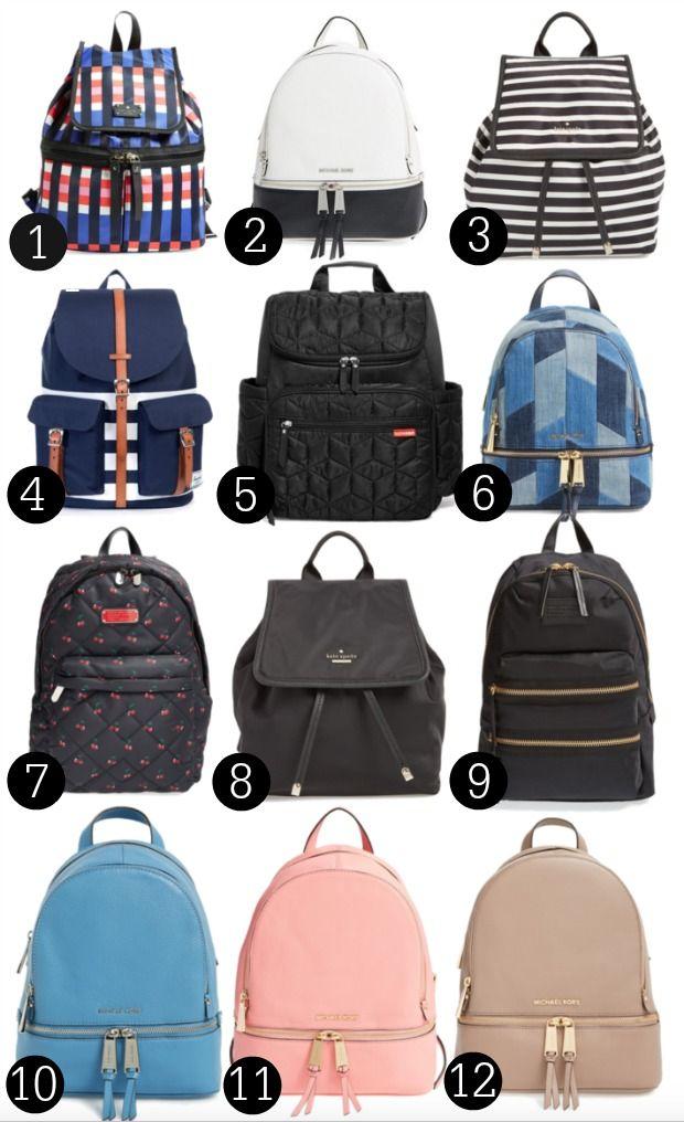 Diaper Bag Backpack Best Chic Cute