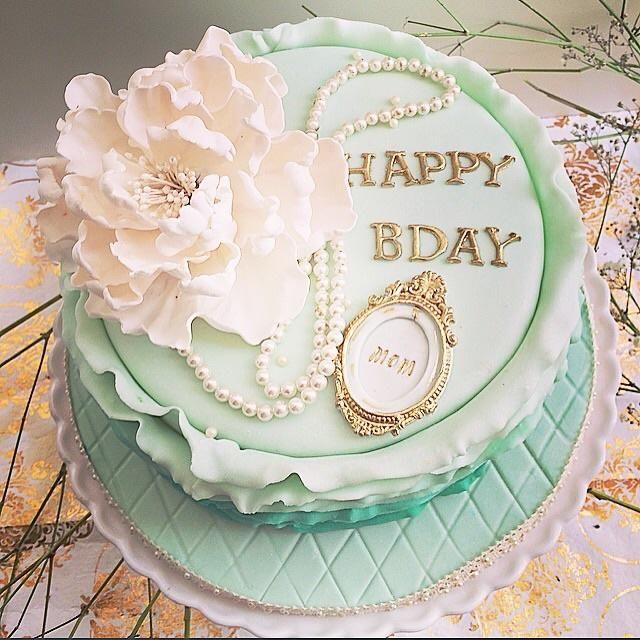 Mom S 60th Birthday By Shafaq S Bake House 60th Birthday