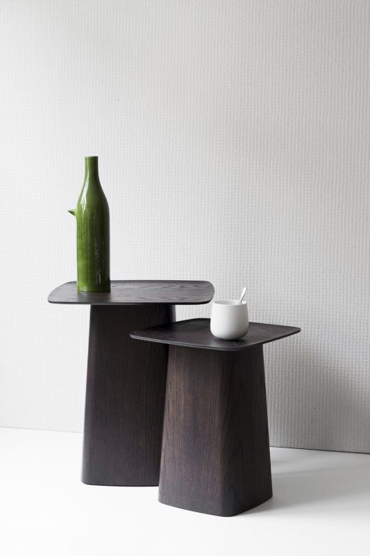 Wooden Side Table By Bouroullec Brothers For Vitra