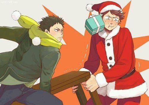 Haikyuu Photo Collection - !Merry Christmas!