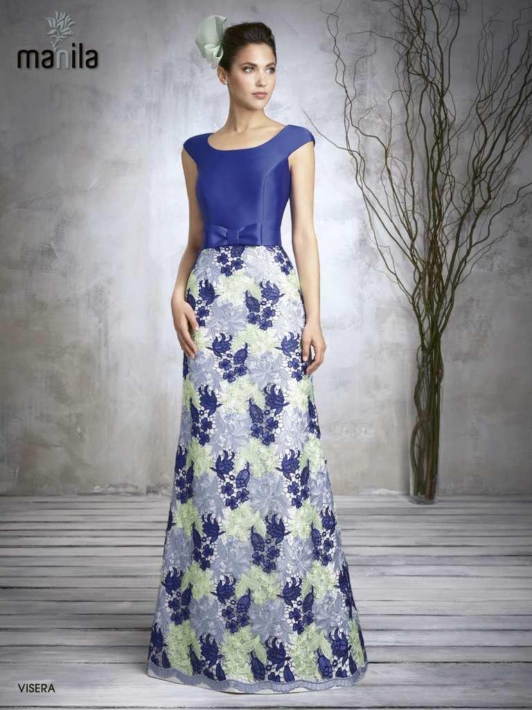 13556ae417f92 Vestidos de fiesta largos con los realzar toda la belleza que hay en ti -  GalaNovias