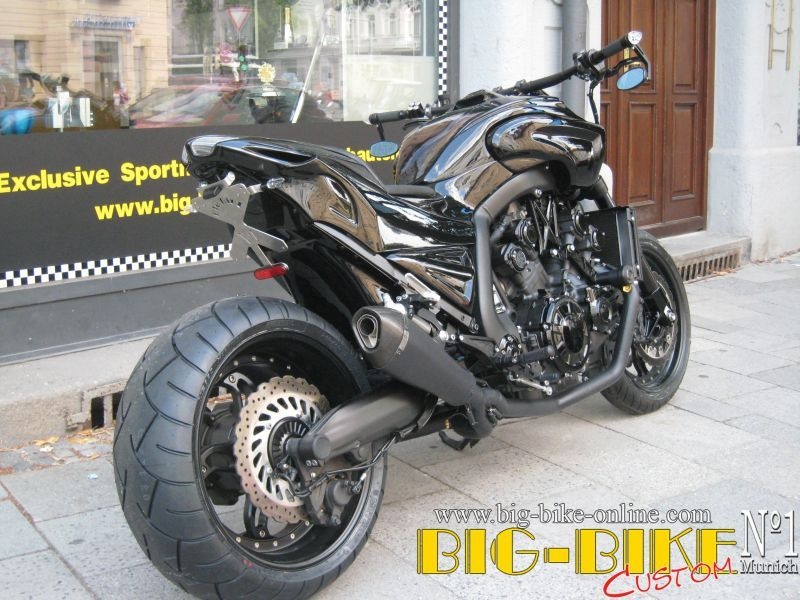BIG BIKE CUSTOM N1 Munchen
