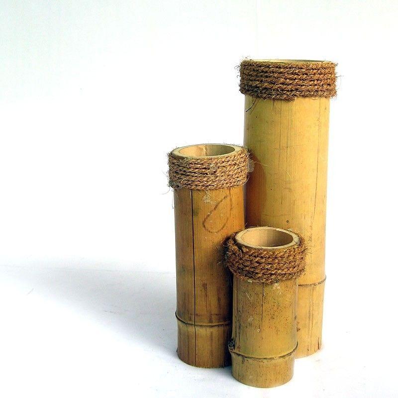 15 Ideas Para Decorar Con Bambú Bioguia Cañas De Bambu Decoracion Ideas De Bambú Cañas De Bambu