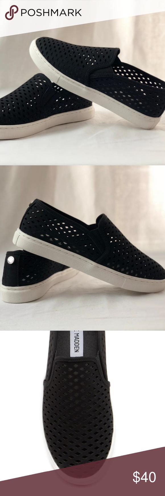 4b1d0c88d37 Steve Madden Zeena Slip-On Sneaker Steve Madden Zeena Slip-On Sneaker.  Condition  New without box. Size  Women s 6.5 Details Sizing  Runs small   ...