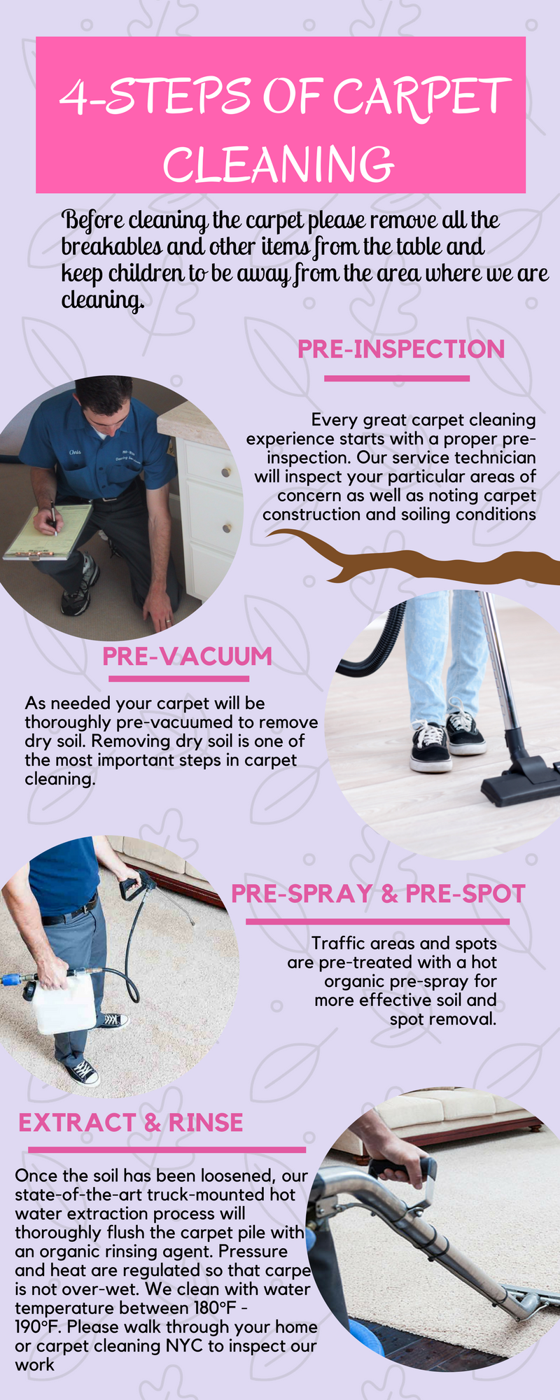 Pin By Carpet Cleaning Nyc On Carpet Cleaning Infographics How To Clean Carpet Professional Carpet Cleaning