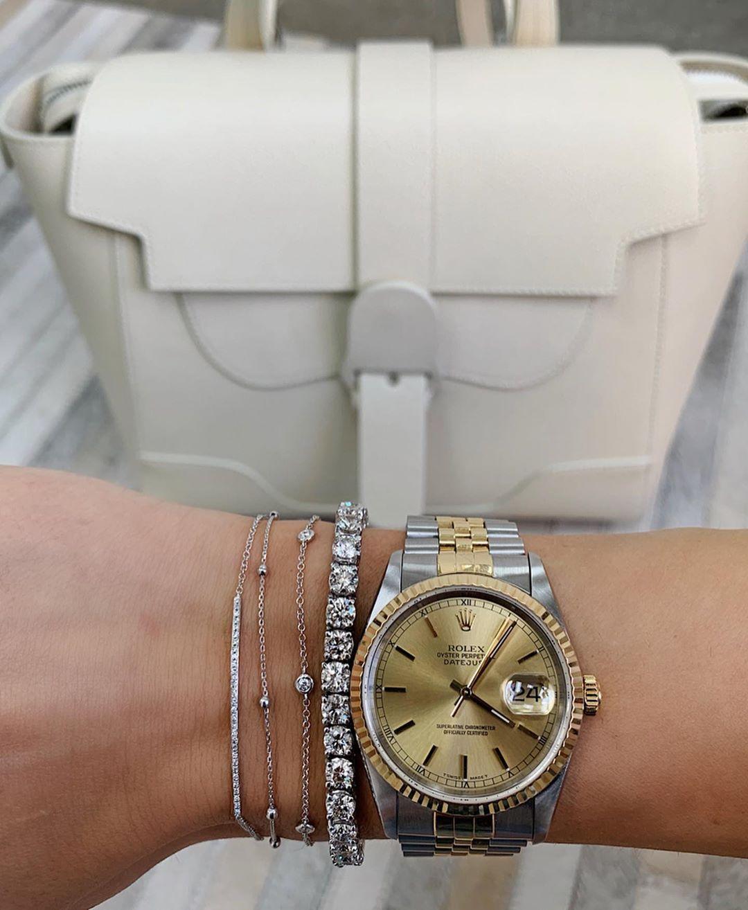 Photo of Classic Diamond Tennis Bracelet