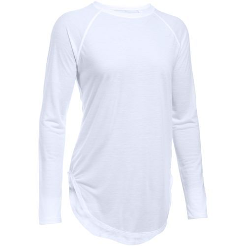 fa376c83 Under Armour Women's Breathe Open Back Studio Long Sleeve Shirt ...