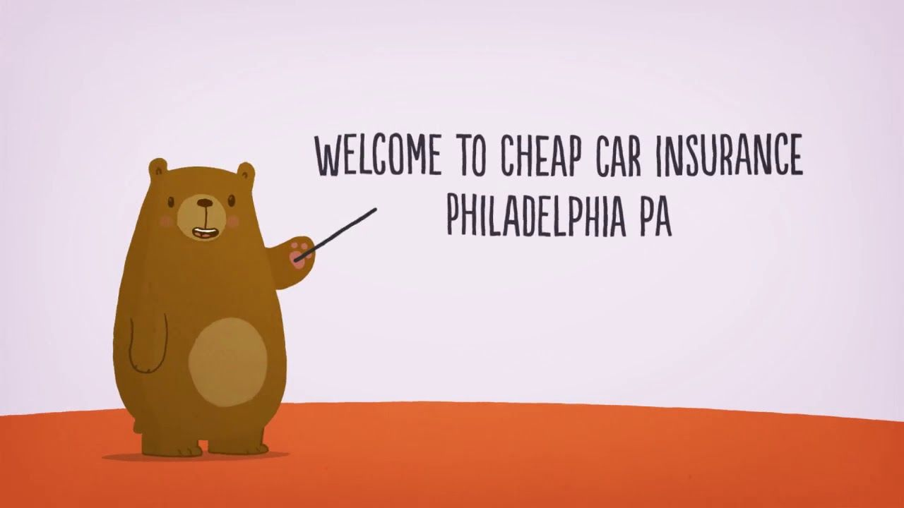 Insurance Quotes Pa Welcome To Cheap Car Insurance Philadelphia Pa Agencywe For Past 5