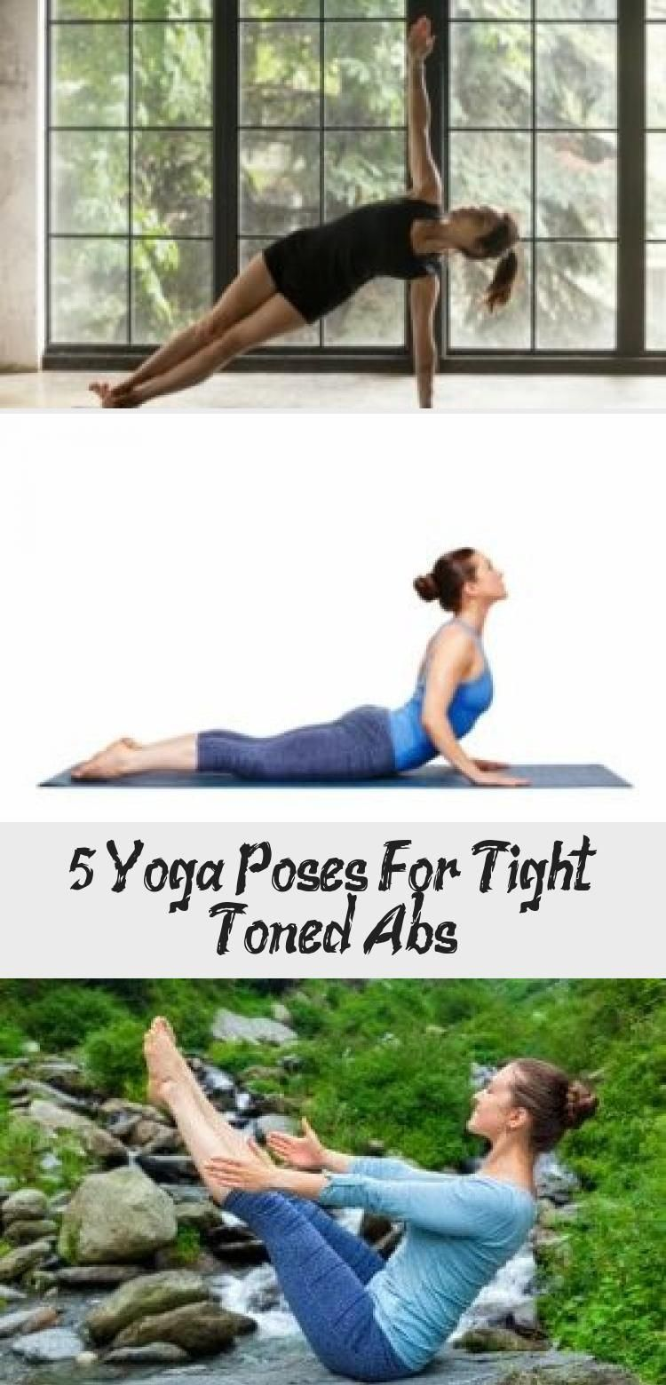 5 Yoga Poses For Tight Toned Abs How I Got A Flat Stomach With Definition Eve 5 Yoga Poses For Tight Toned Abs Yoga Poses Toned Abs Partner Yoga Poses