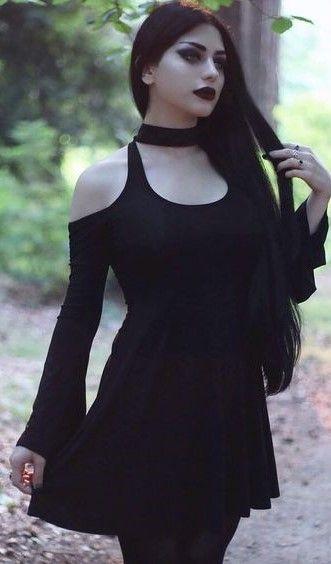 Mahafsoun Modern Witch Fashion Witch Outfit Witchy Fashion