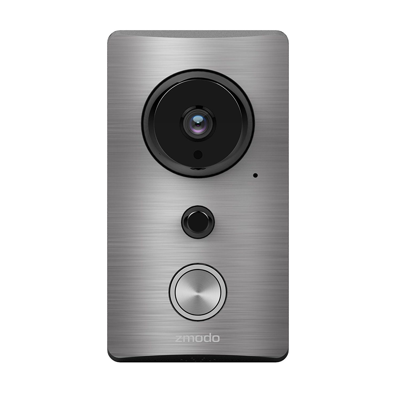 Zmodo Greet Smart WiFi Video Doorbell For more